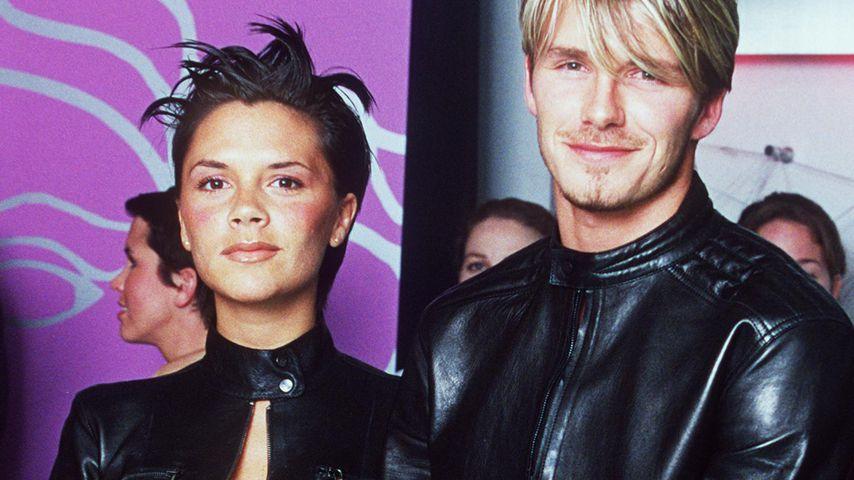 18 Jahre Ehe: Das sind die schrägsten Beckham-Partnerlooks!