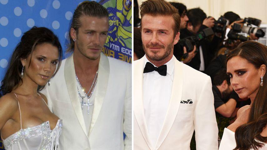 Perfektes Paar: David & Vic Beckham sorgen für Wow-Auftritte