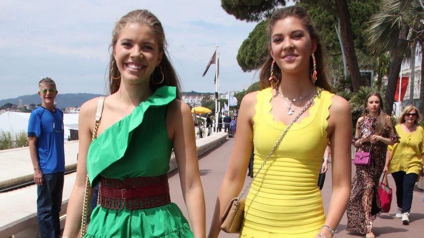 Victoria und Paulina Swarovski in Cannes