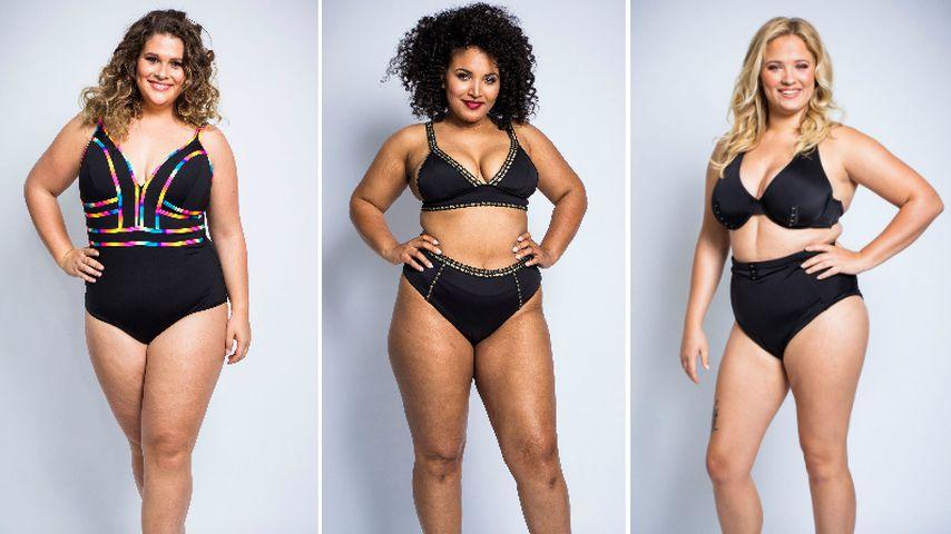 """""""Curvy Supermodel"""" 2018: Diese Mädels kämpfen um den Sieg!"""