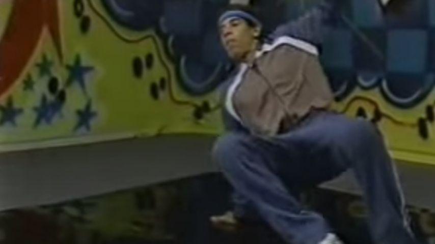 Cooler Typ: Dieser Breakdancer ist echt Vin Diesel!