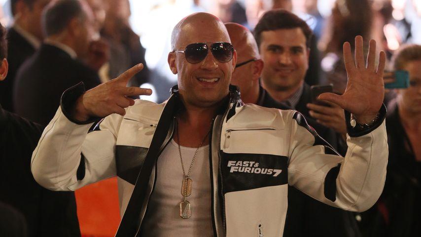 """Ernst gemeint! Vin Diesel will Oscar für """"Fast & Furious 7"""""""