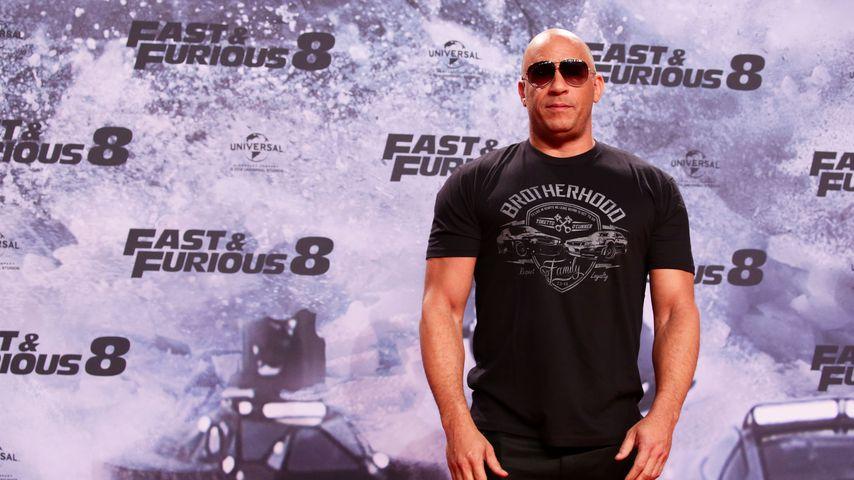 """""""Fast & Furious 8"""": Darum ist Vin Diesel immer noch dabei!"""