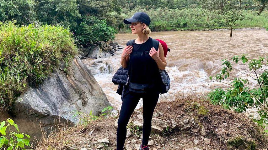 Viola Kraus im März 2019 in Peru