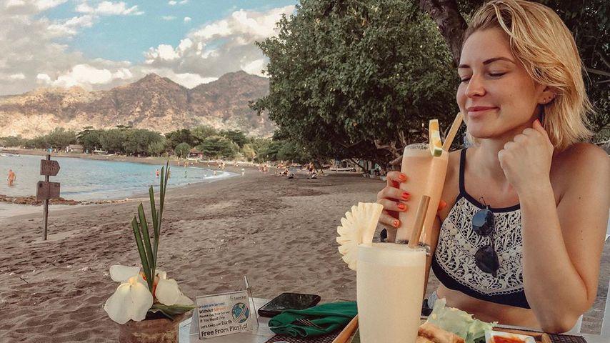 Viola Kraus auf Bali