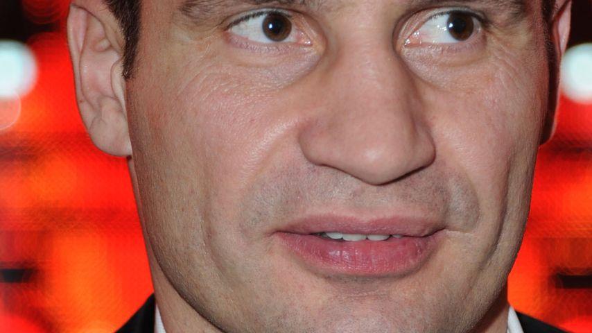 Süße Liebeserklärung! Vitali Klitschko ganz intim