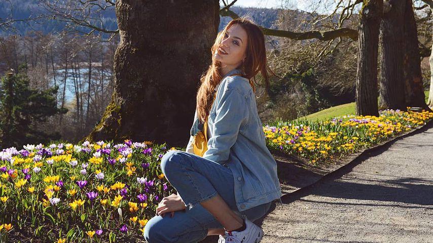 "Vivian, Kandidatin bei ""Germany's next Topmodel"""
