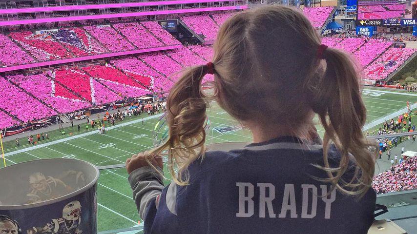 Vivian Lake Brady, Tochter von Tom Brady und Gisele Bündchen