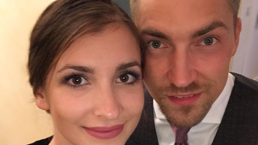 Raketen-Gravur-Ring: Turn-Star Philipp Boy hat geheiratet!