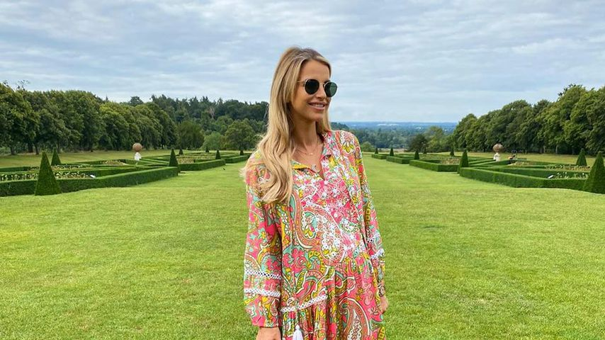 Vogue Williams im Juli 2020