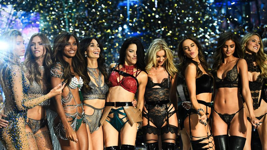 Diamanten und Dessous! Alle Highlights der VS-Fashionshow