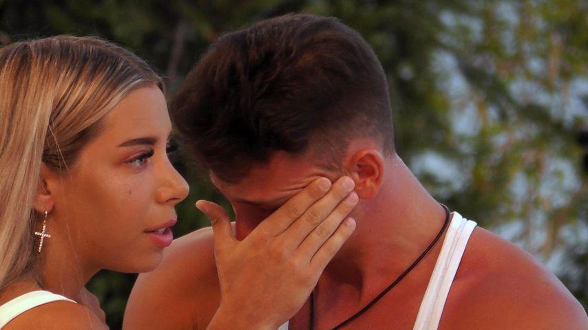"""Walentina und Max bei """"Ex on the Beach"""""""