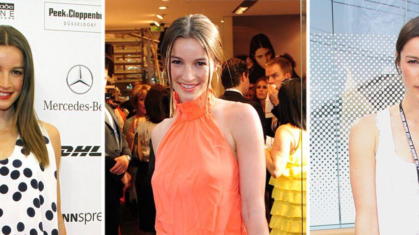 Ex-GNTM-Wanda: Ein Model, ein Abend, drei Outfits!