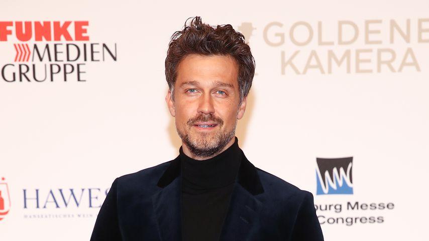 Wayne Carpendale bei der Goldenen Kamera 2018