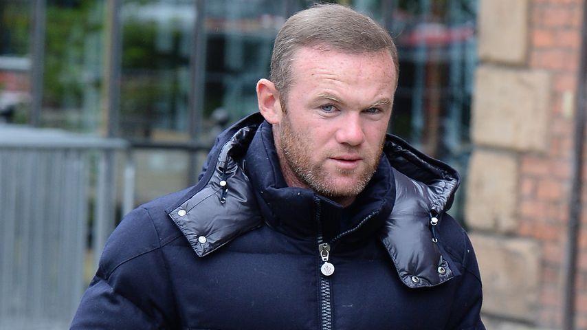 Nach Suff-Fahrt: Wayne Rooney muss den Führerschein abgeben!