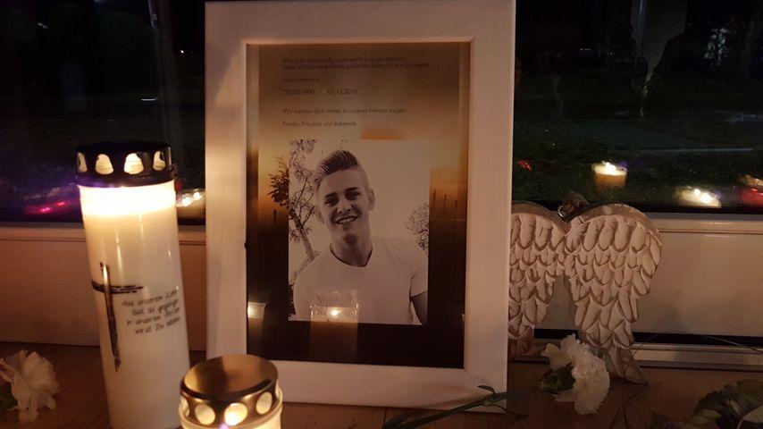 Nico, verstorbener Bruder von Saskia Atzerodt