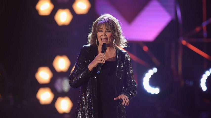 """Wencke Myhre singt bei """"50 Jahre Hitparade"""", 2019"""