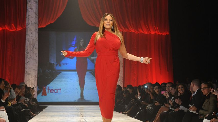 Wendy Williams bei der Heart Truth Fashion Show