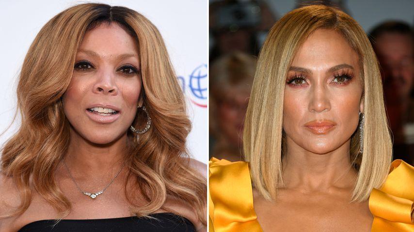 """""""Hak' ihn ab"""": Wendy Williams rät J.Lo zur Trennung von Alex"""