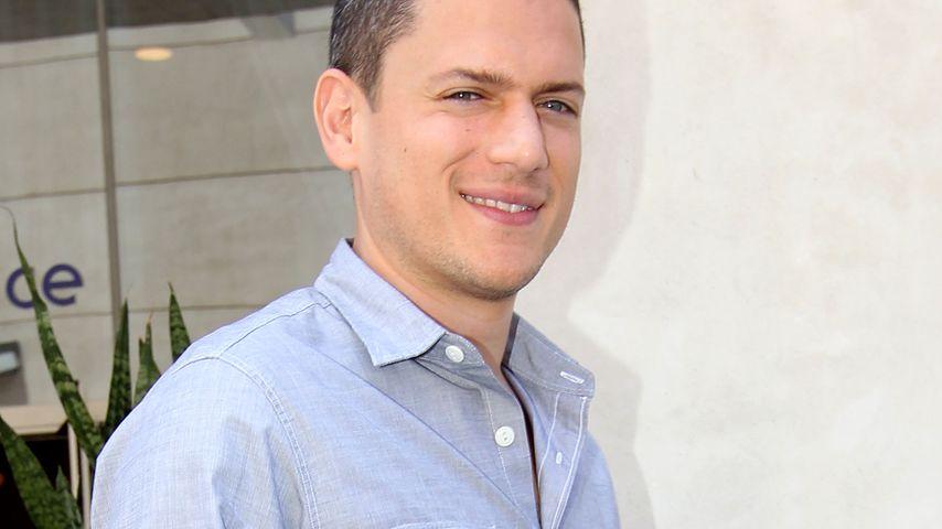 Wentworth Miller in San Diego