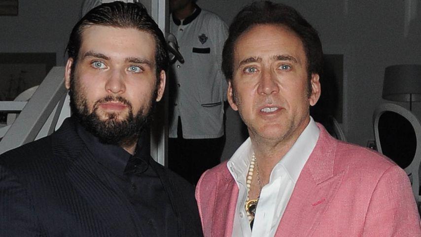 Baby-Freuden: Nicolas Cage ist Opa geworden!