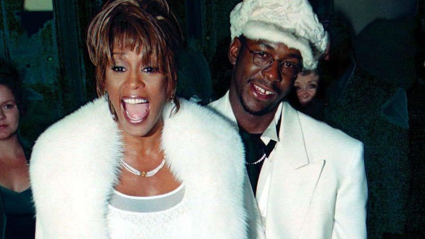 Bobby Brown, Bobbi Kristina und Whitney Houston