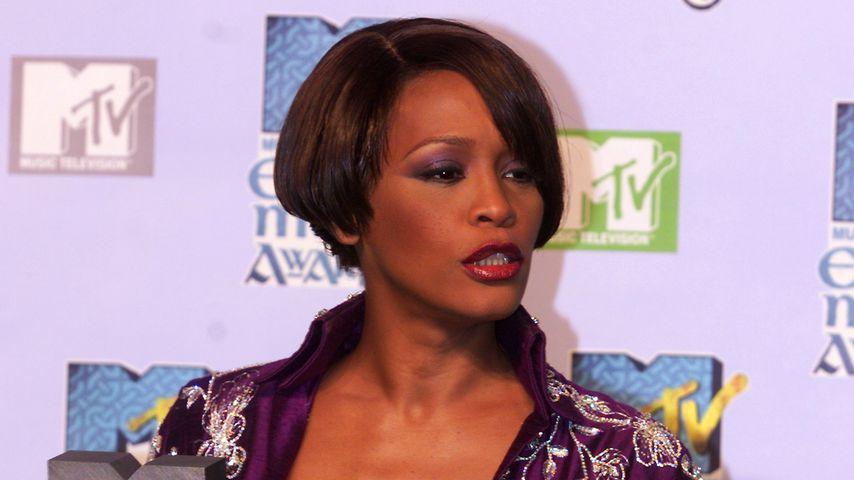Whitney Houston bei den MTV Europe Awards 1999