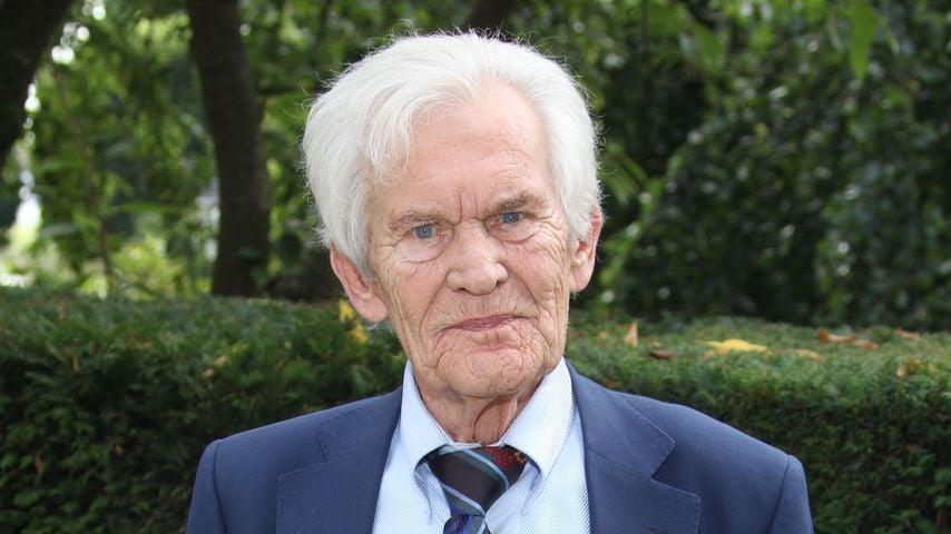 Ex-Tagesschau-Star Wilhelm Wieben erlitt Schwächeanfall