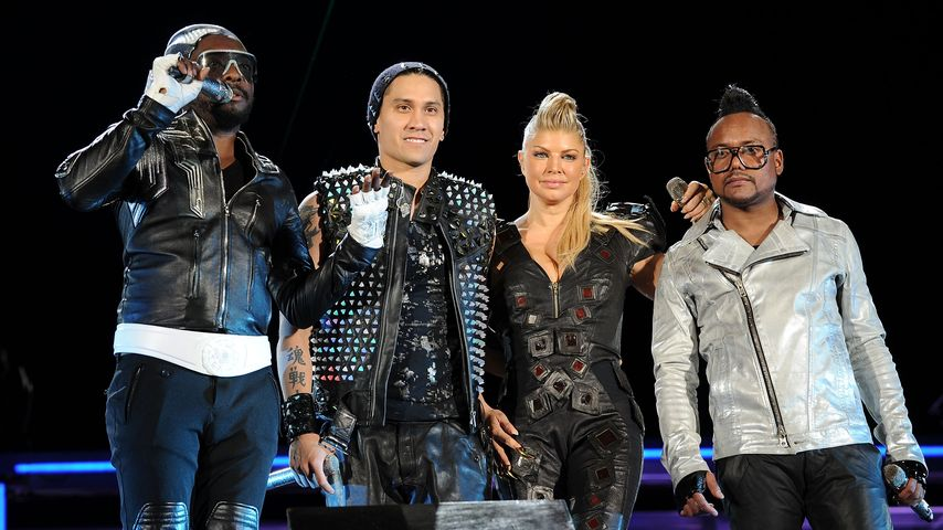 """Where is the Love?"": Black Eyed Peas singen gegen Terror"
