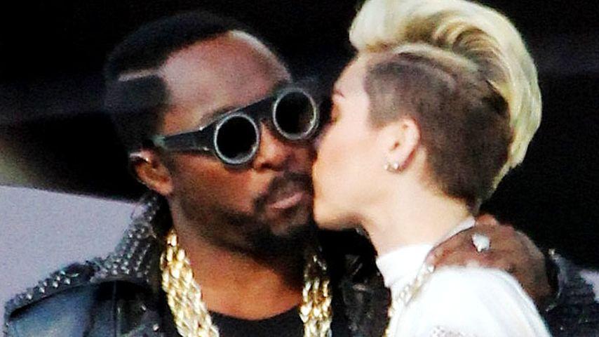 """""""Feelin' Myself"""": Will.i.am schnappt sich Miley!"""