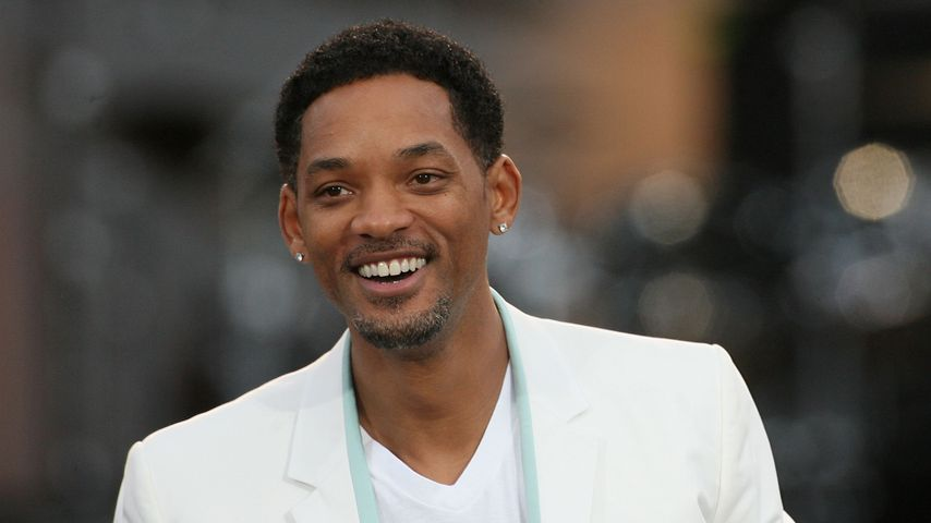 Will Smith in London, 2008