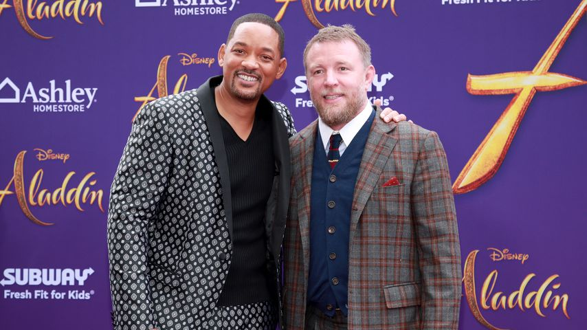Will Smith und Guy Ritchie