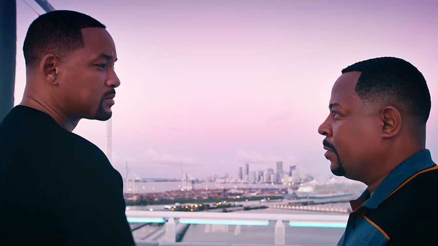 """Will Smith und Martin Lawrence in """"Bad Boys for Life"""""""