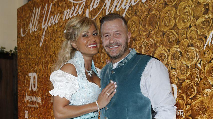 Willi Herren und Jasmin Jenewein im Jahr 2018