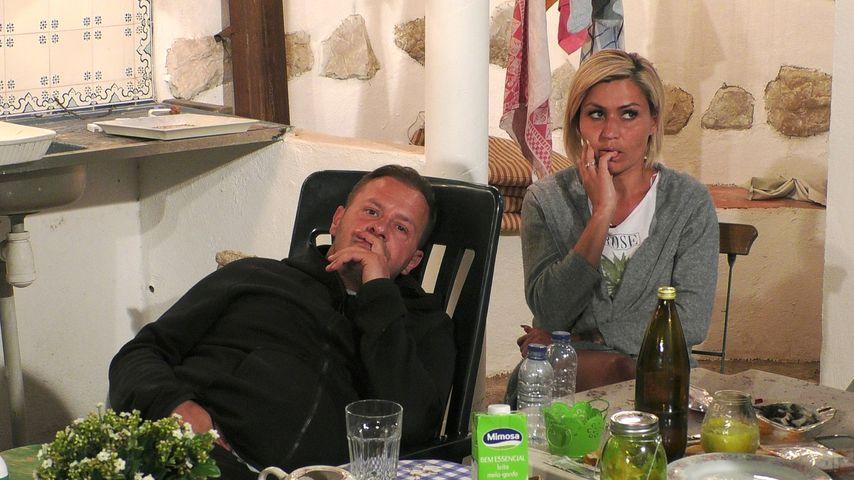 """Willi und Jasmin Herren im """"Sommerhaus der Stars"""""""