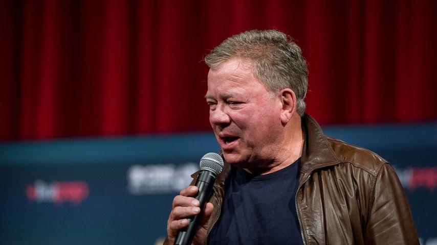 """Leonard Nimoys Tod: Jetzt spricht """"Captain Kirk""""!"""