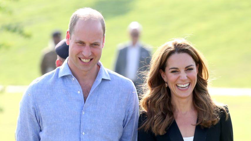 Prinz William und Herzogin Kates Haushälterin wurde geehrt!