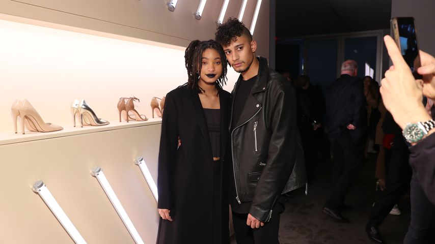 Willow Smith und Tyler Cole, 2019
