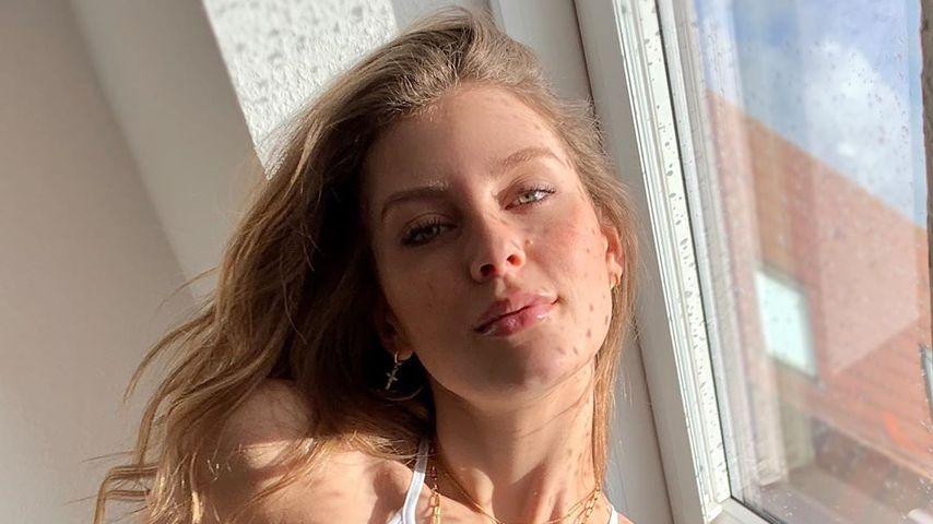 Wioleta Psiuk im Mai 2020 auf Juist