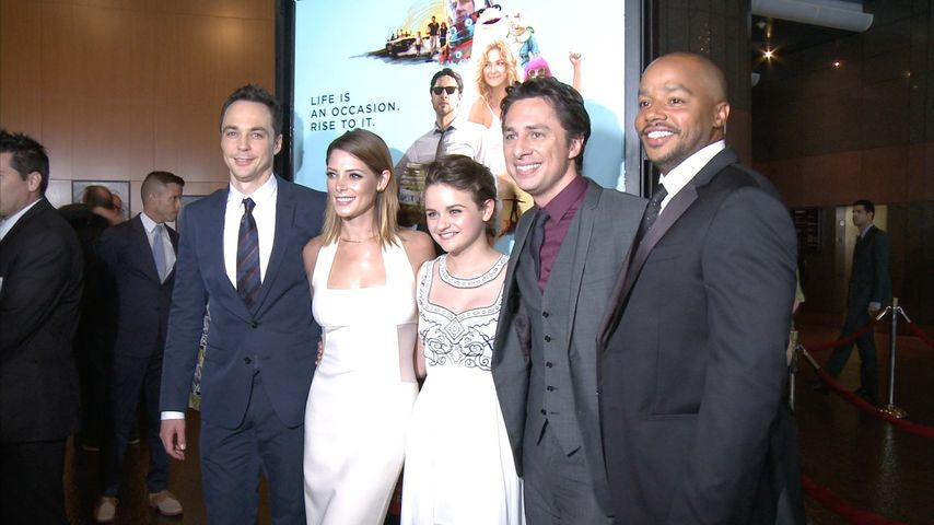 "Zach Braff: Bromance-Alarm bei ""Wish I Was Here"""