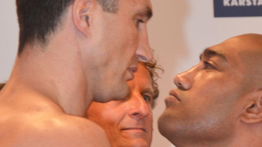Klarer Fall! Wladimir Klitschko haut Leapai k.o.