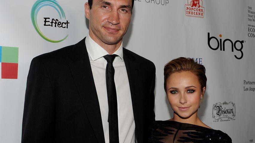 Wladimir Klitschko: Seine Hayden ist eine Heldin!