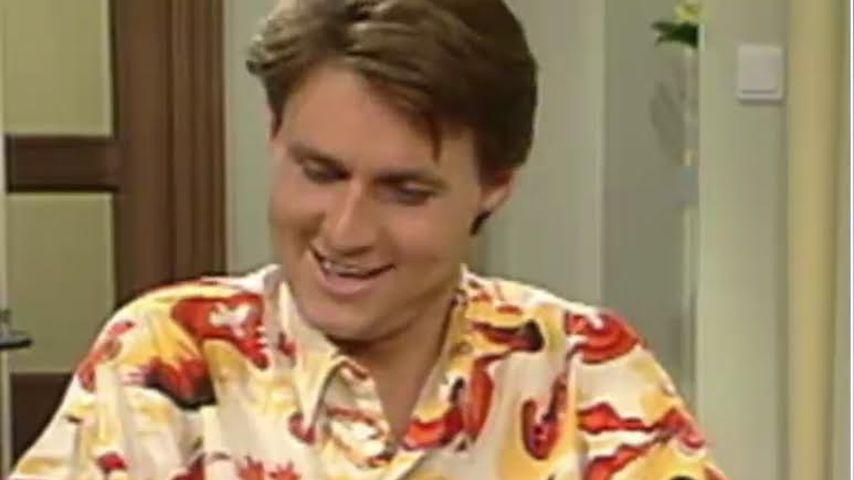 Wolfgang Bahro alias Jo Gerner in den 90ern