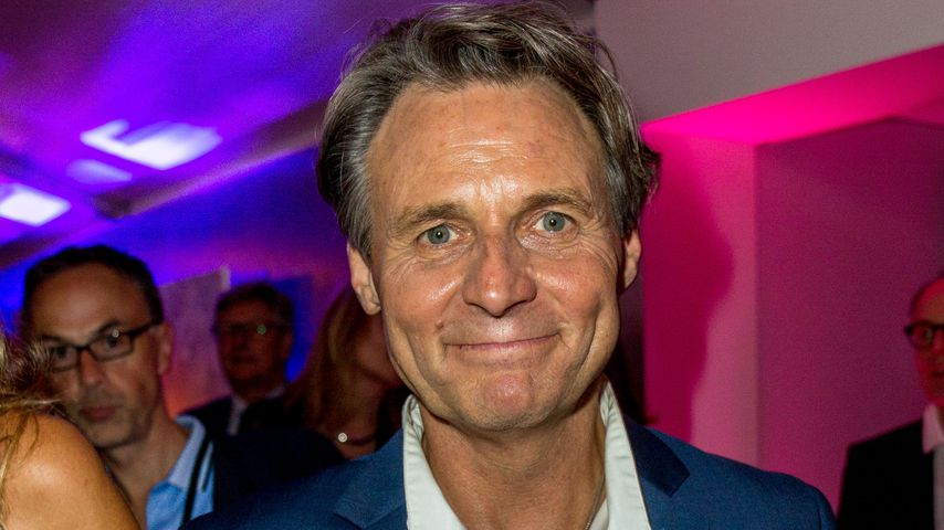 Wolfgang Bahro bei der Bertelsmann Party 2019