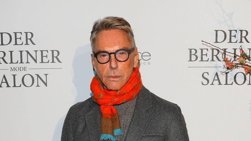 "Wolfgang Joop, Designer und ehemaliger Juror bei ""Germany's next Topmodel"""