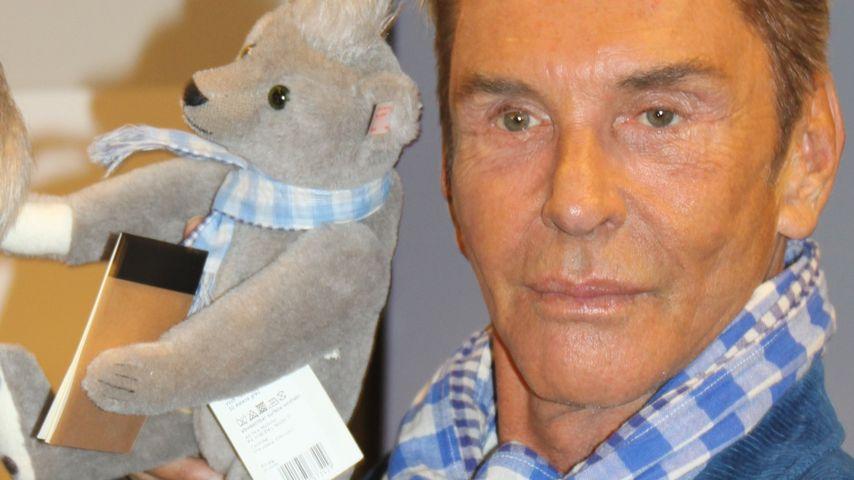 So modisch ist der Teddy von Wolfgang Joop
