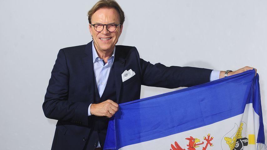 """Wolfgang Lippert beim Photocall für """"Deutschland tanzt!"""""""