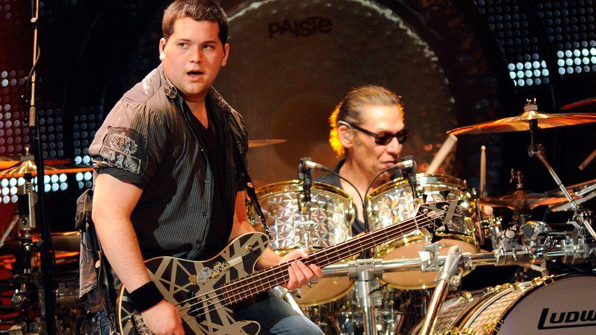 Wolfgang und Alex Van Halen, Mai 2012