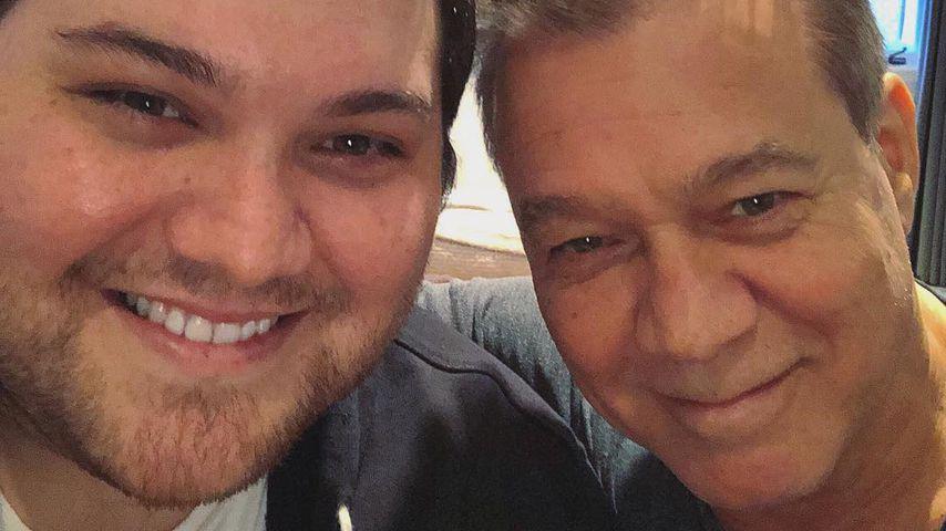 Emotional: Eddie Van Halens (†) Sohn spricht über den Rocker