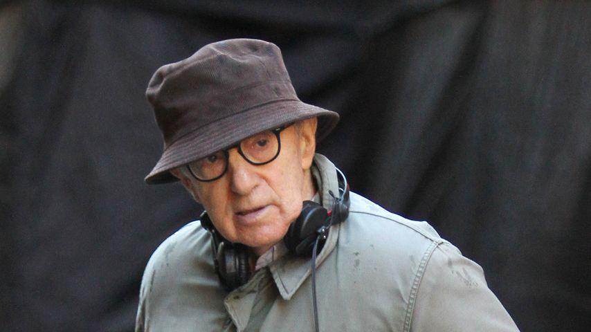 Woody Allen in New York, 2017